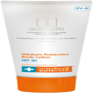 MBR Medical Sun Care Medium Protection Body Lotion SPF 20