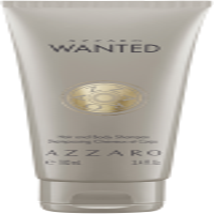 Azzaro Wanted Hair & Body Shampoo