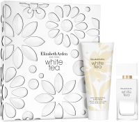 Elizabeth Arden White Tea Set = E.d.T. Vapo 50 ml + Pure Indulgence Body Lotion 100 ml