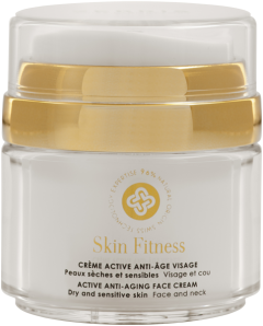 Perris Swiss Laboratory Skin Fitness Active Anti Aging Face Cream
