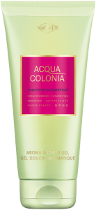 No.4711 Acqua Colonia Pink Pepper & Grapefruit Aroma Shower Gel with Bamboo Extract