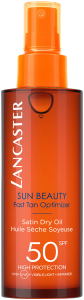 Lancaster Sun Beauty Dry Oil Fast Tan Opitimizer SPF 50
