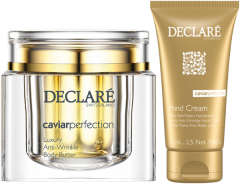 Declaré Caviar Perfection Body Set 10 = Luxury Anti-Wrinkle Body Butter 200 ml + Luxury Anti-Wrinkle Hand Cream 75 ml