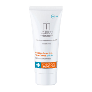 MBR Medical Sun Care High Protection Cream SPF 20