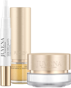 Juvena Skin Specialists Miracle Set 5 = Miracle Serum 30 ml + Superior Miracle Cream 75 ml + Lip Filler & Booster Concentrate Cream 4,2 ml