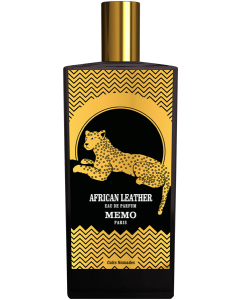 Memo Cuirs Nomades African Leather E.d.P. Spray