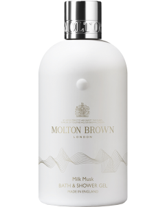 Molton Brown Milk Musk Bath & Shower Gel