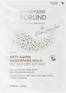Annemarie Börlind Anti-Aging Augenpads Gold