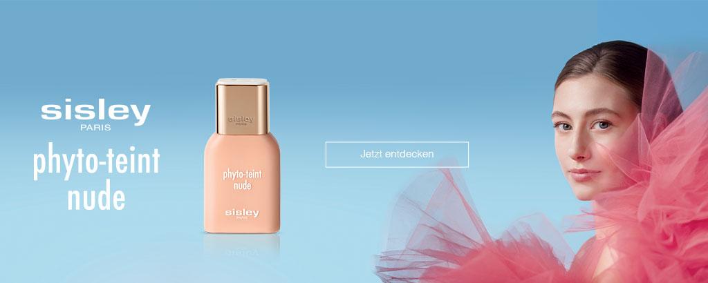 NEU! Sisley Phyto-Teint Nude Foundation - Jetzt entdecken!