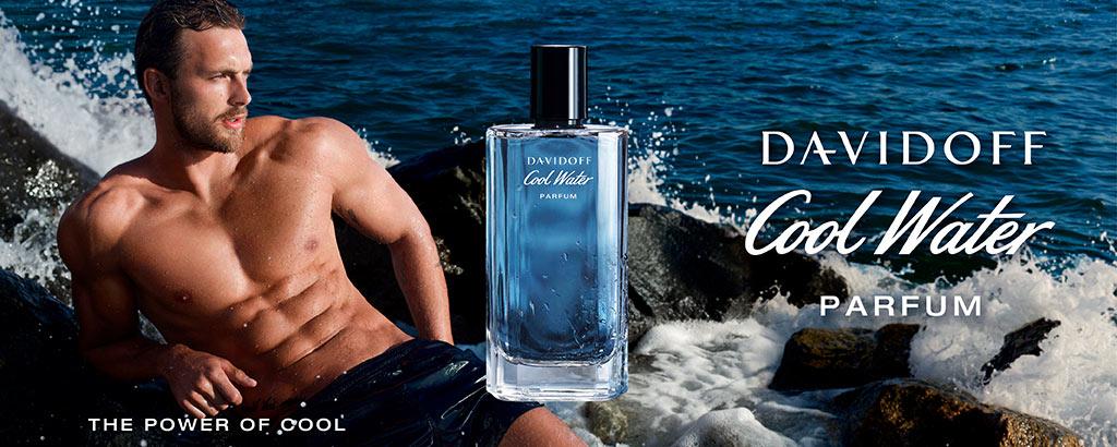 Davidoff Cool Water - jetzt entdecken!