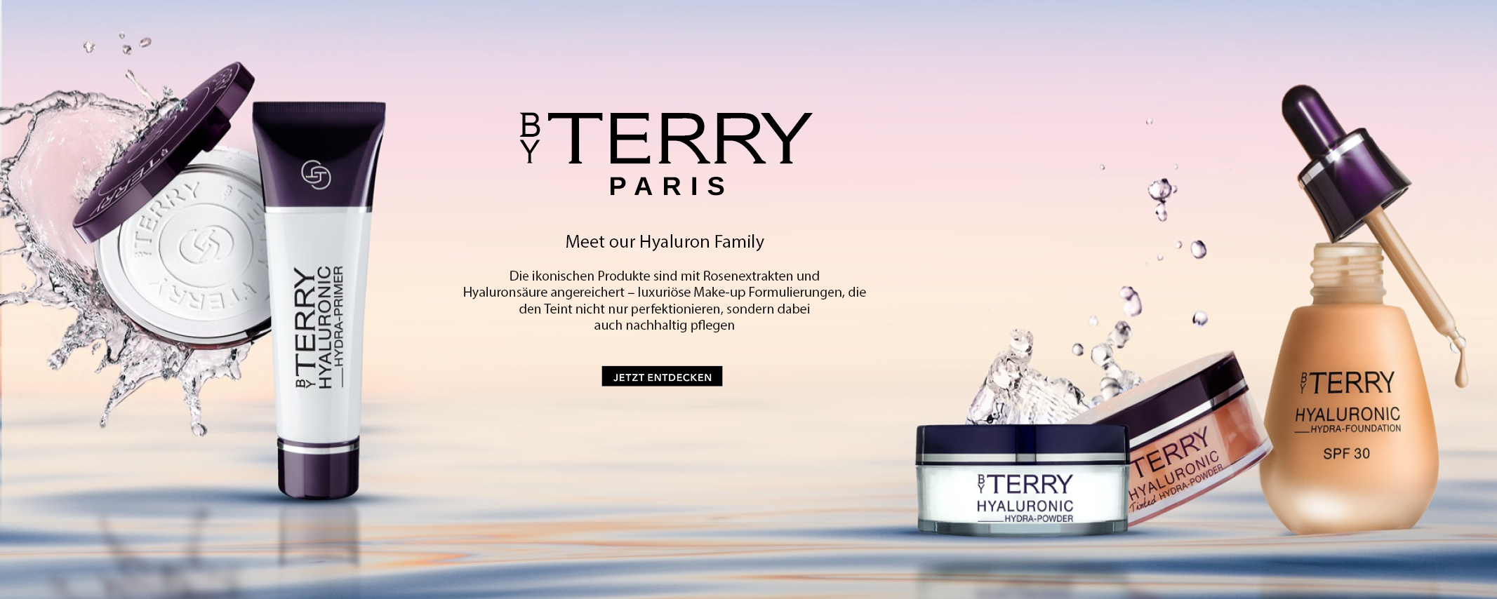 By Terry Hyaluronic Make-up Produkte - jetzt entdecken!