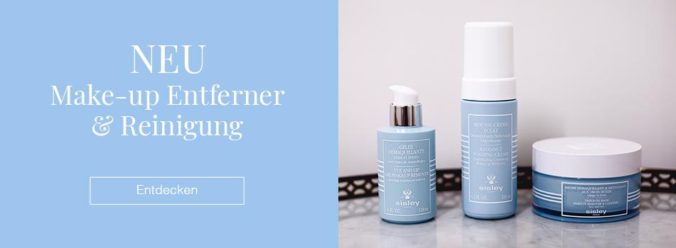 Neu: Sisley Make-up Entferner & Reinigung - jetzt entdecken