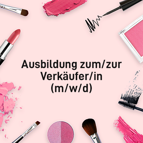 Ausbildung zum/zur Verkäifer/in (m/w/d) gesucht | Parfümerie Cebulla Stellenangebote