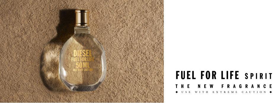 Diesel Fuel for life femme - jetzt entdecken