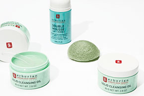 Erborian - Detox Double Cleansing