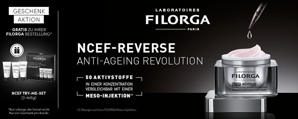 Filorga NCEF - jetzt Geschenk sichern!