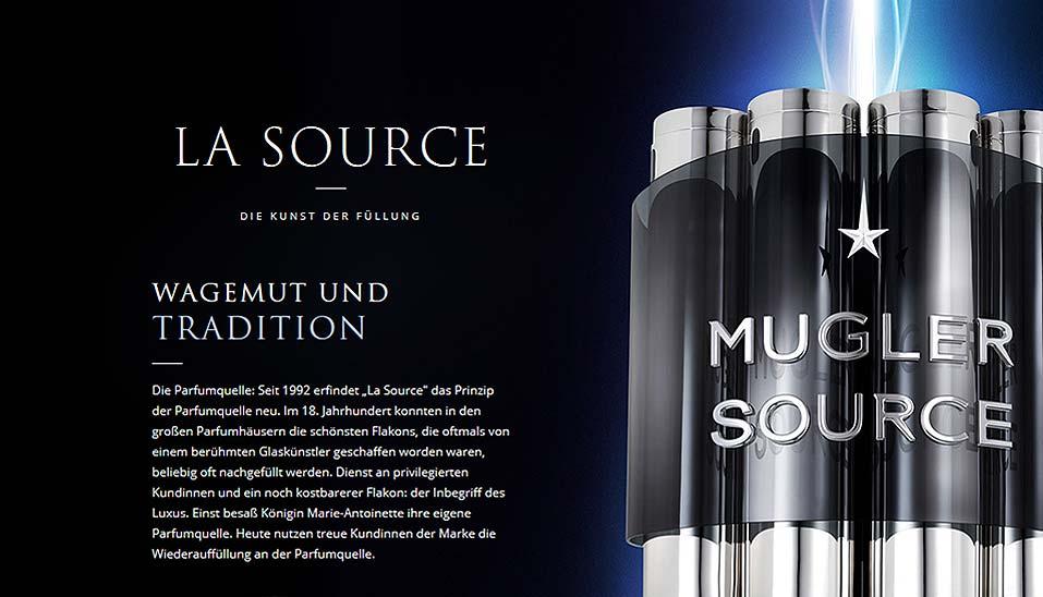 MUGLER - Source