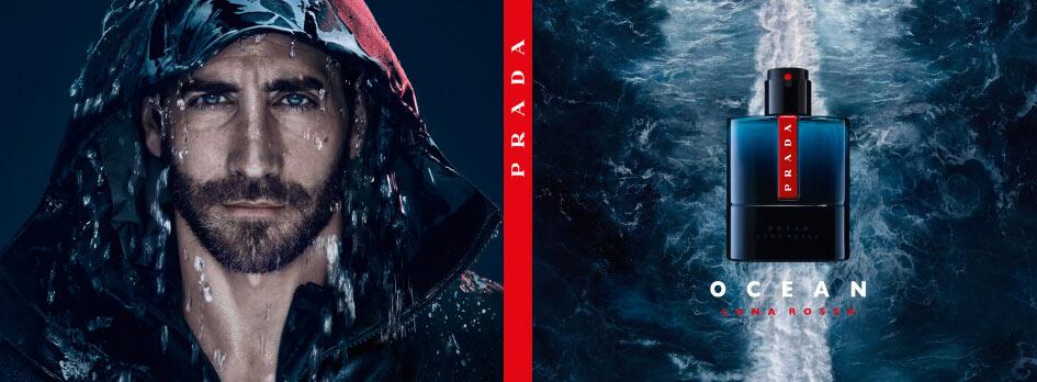 Neu: PRADA Luna Rossa Ocean Eau de Parfum - jetzt entdecken