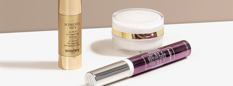 Sisley Augen- & Lippenpflege