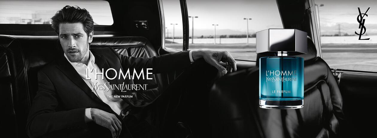 YVES SAINT LAURENT L'Homme - jetzt entdecken