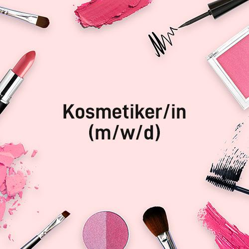 Kosmetiker/in (m/w/d) gesucht | Parfümerie Cebulla Stellenangebote